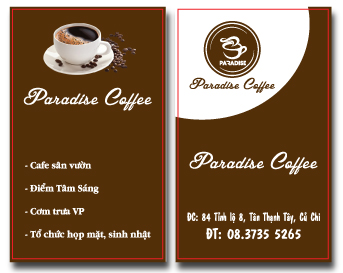 215 15 mau card visit quan cafe coffee
