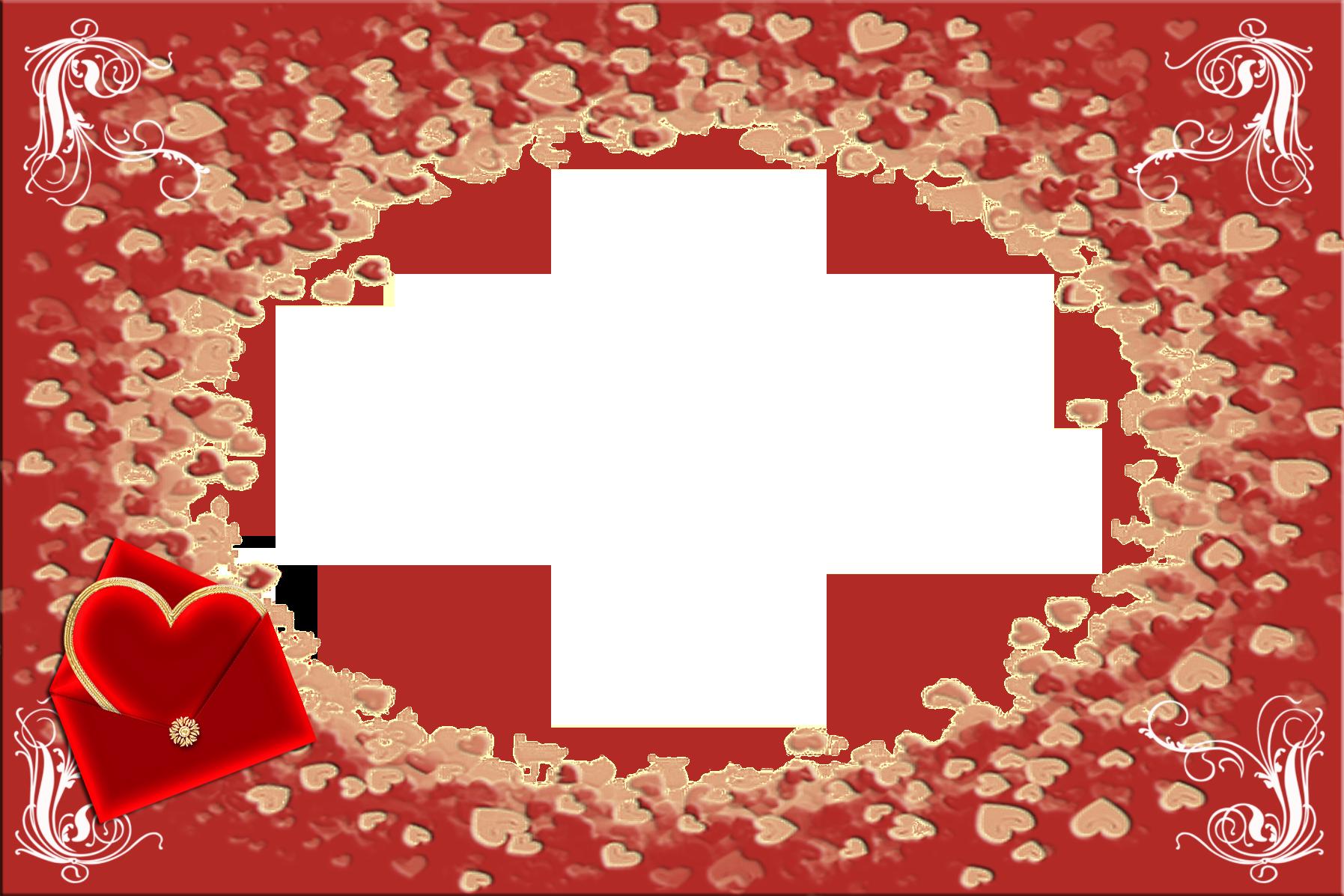 День святого валентина анимация рамки